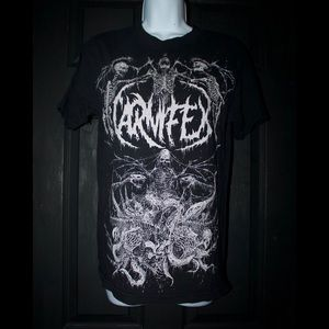 Men's Carnifex Band Tee Small